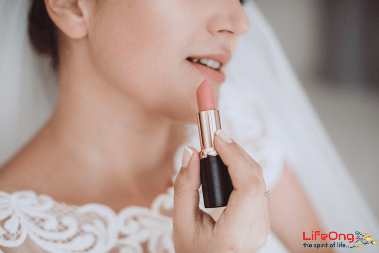 Lipstick For Wedding Day