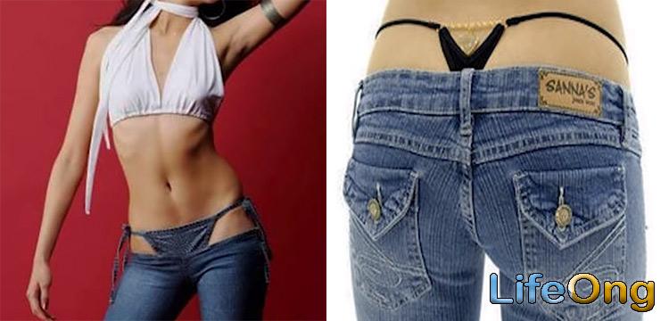 bikini jeans for ladies